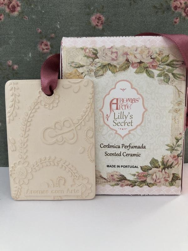 Ceramica Perfumada Lillys Secret