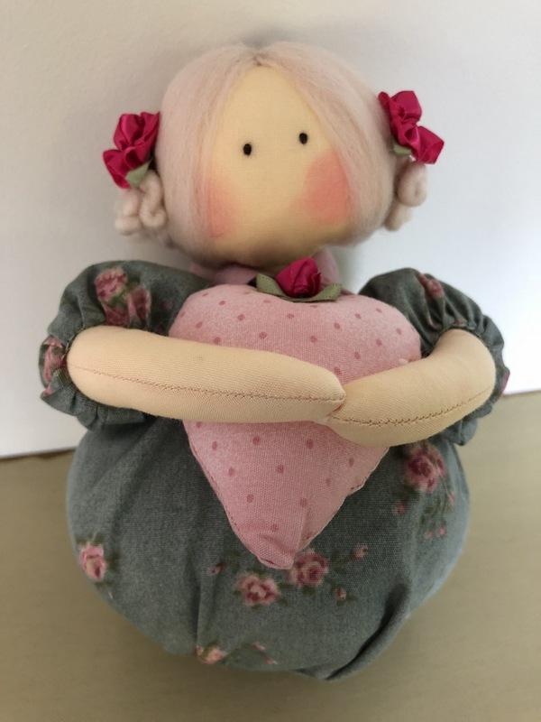 Boneca Perfumada