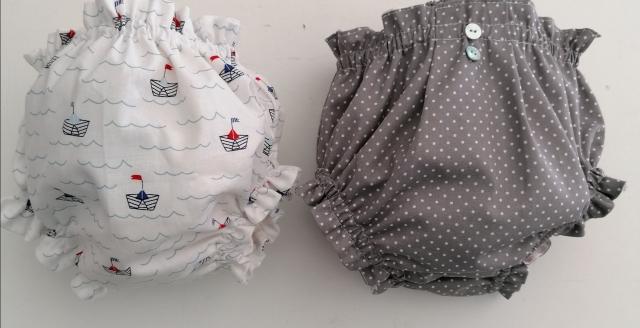cueca para bebé menino ou menina