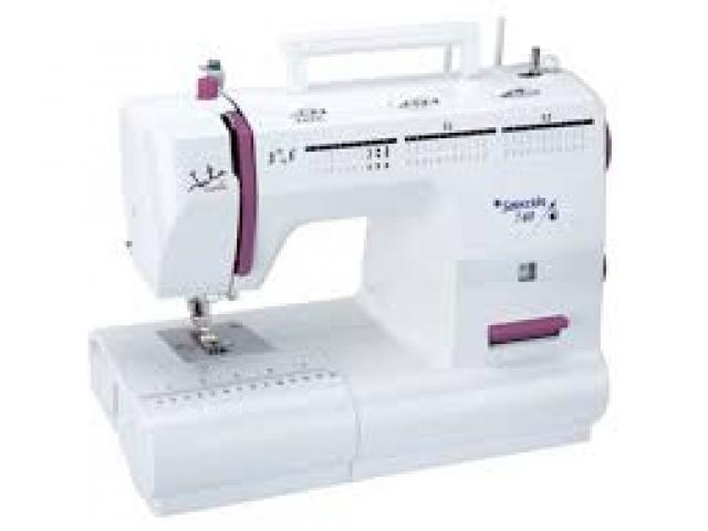 máquina de costura jata mc740