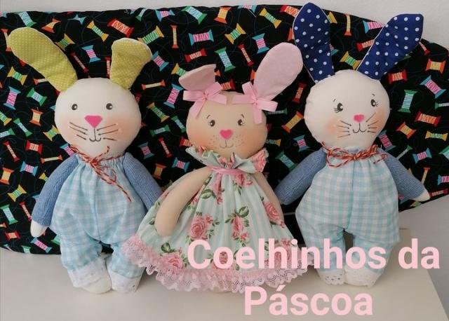 Coelhinho da Páscoa/ coelho ou coelha