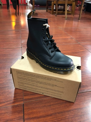 Dr.Martens, Botas, Navy smooth