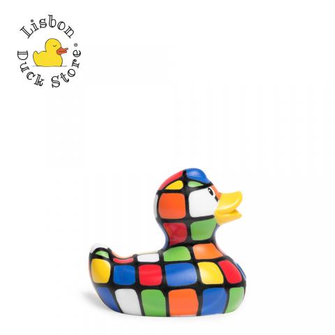 Luxury Mini 80s Cube Duck