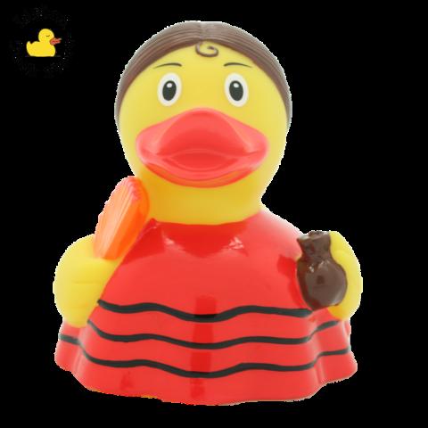 Flamenco Dancer Duck