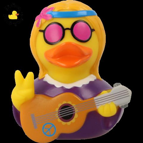 Hippie Female Duck