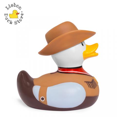 Deluxe Cowboy Duck