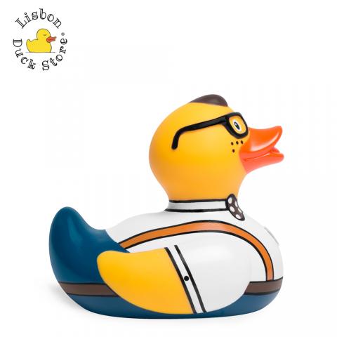 Deluxe Nerd Duck