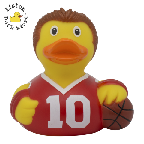 Basketball Player Duck