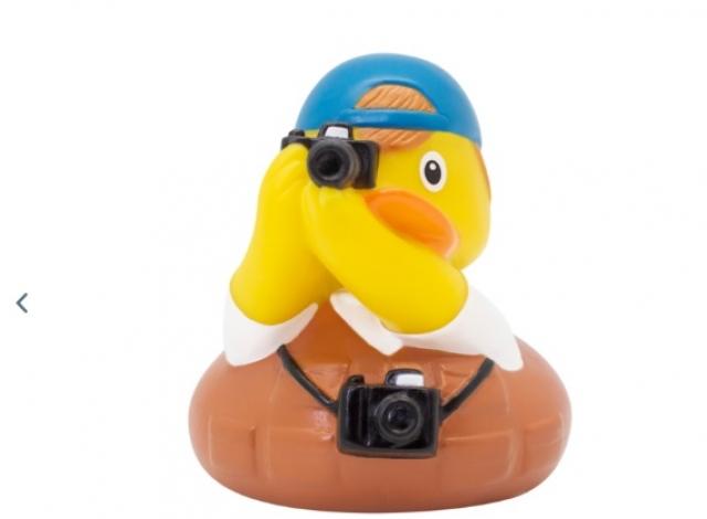 Photographer Duck