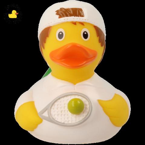 Tennis Player Duck