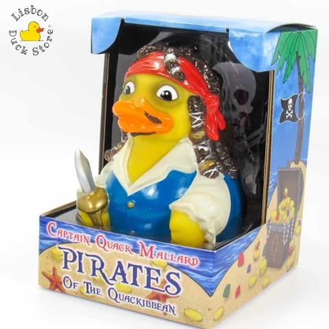 Celebrity - Captain Quack Duck
