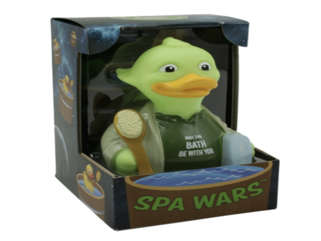 Celebrity - Spa Wars Duck