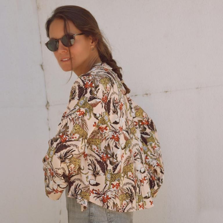 Camisa LOVELY - TIGRE